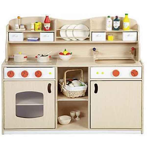 Cucina componibile giochimpara srl - Cucina legno bambini usata ...