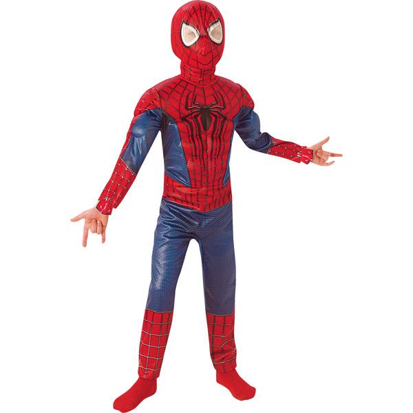 Costume amazing spiderman 2 5 6 anni 20021926 for Giocattoli per bambini di 5 anni