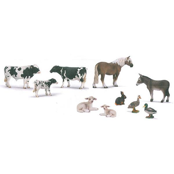 Animali della fattoria set1 cg43805 giochimpara srl for Porte francesi della fattoria