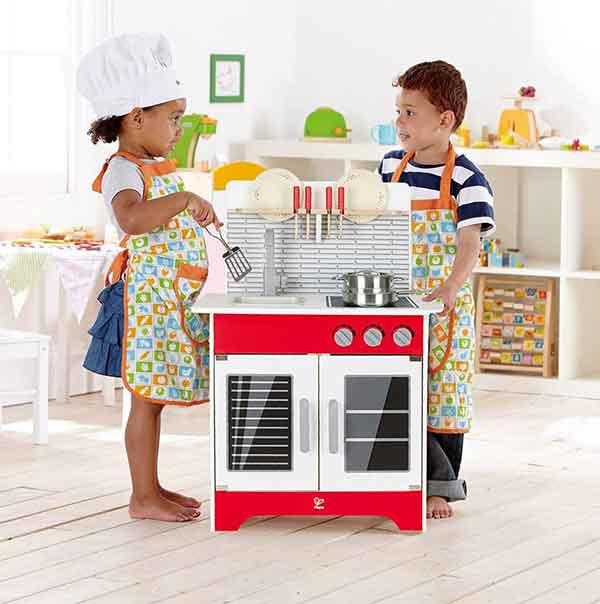 Cucina City Caf Hape E3144 Giochimpara Srl