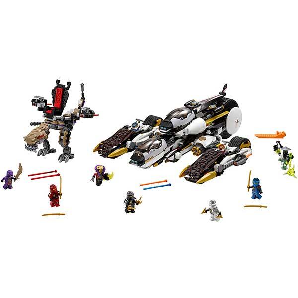 Lego 70595 Ninjago Ultrasonico Raider Lego Ultrasonico Raider Ninjago KlJTF3u1c