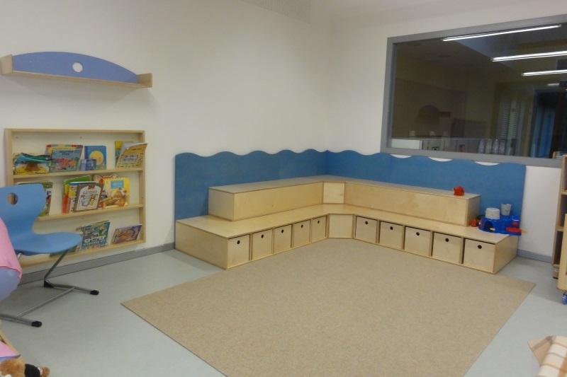 Realizzazione arredo scuola dell 39 infanzia lavis for Arredo scuola materna