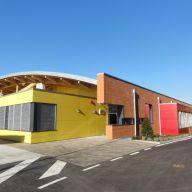 Inaugurazione del nuovo padiglione del Centro di Formazione Professionale di Villazzano.