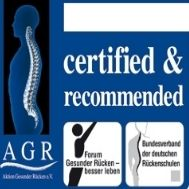 AGR - Certified & Recommended