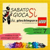 Giocoevento - Sabato Sì gioca con LEGO